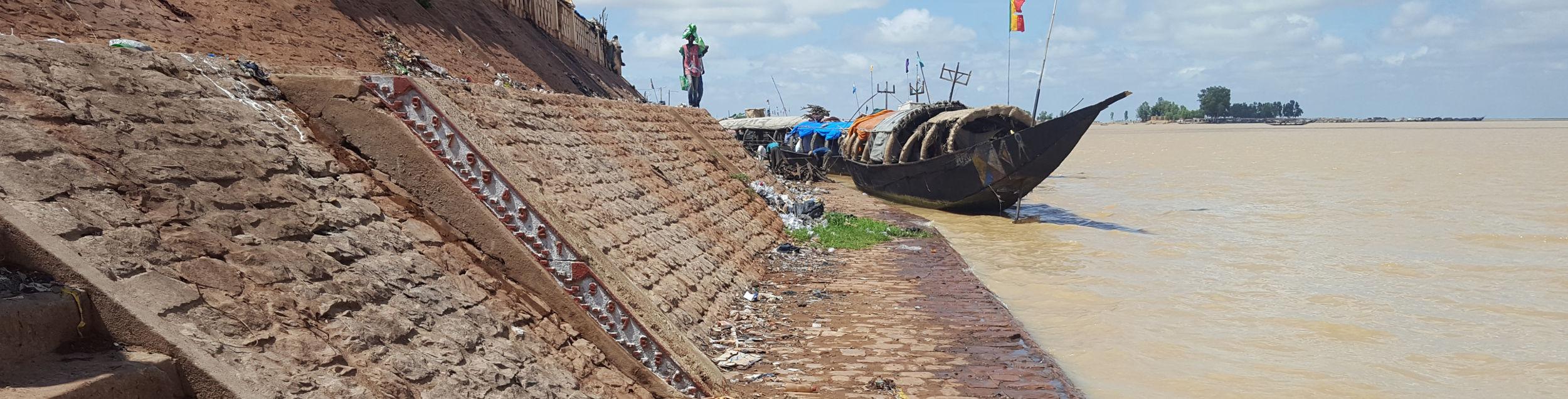 OPIDIN - Outil de Prédiction des Inondations dans le Delta Intérieur du Niger